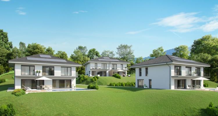 FOTI IMMO - Villa mitoyenne de 5,5 pièces avec jardin. image 6