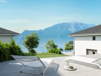 FOTI IMMO - Magnifique villa mitoyenne de 5,5 pièces avec jardin. image 1