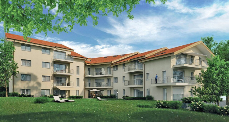 FOTI IMMO- Appartement de 5,5 pièces avec balcon. image 2