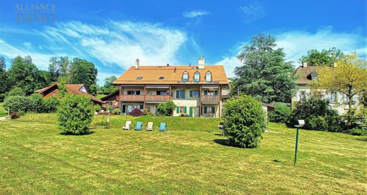 Superbe appartement, vue imprenable et grand jardin privatif à vendre! image 3