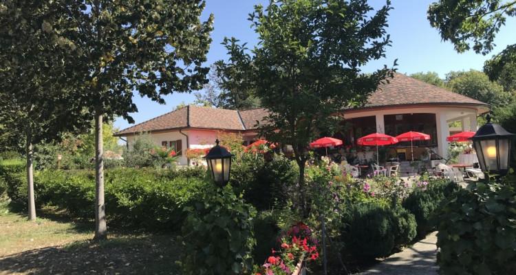 A vendre Manoir hôtel-restaurant dans un lieu privilégié (GE-CH) image 5