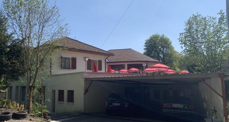 A vendre Manoir hôtel-restaurant dans un lieu privilégié (GE-CH) image 8
