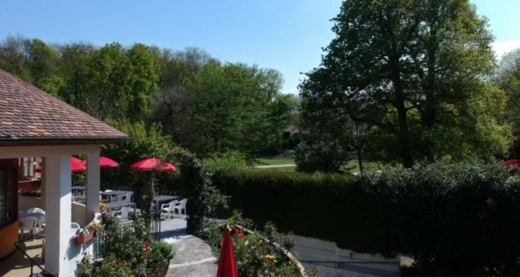 A vendre Manoir hôtel-restaurant dans un lieu privilégié (GE-CH) image 3