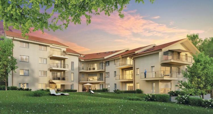 FOTI IMMO - Appartement neuf de 4,5 pièces avec balcon. image 1
