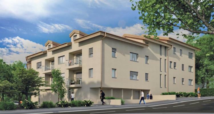 FOTI IMMO - Appartement neuf de 4,5 pièces avec balcon. image 3