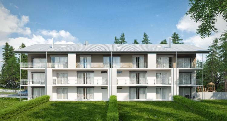 FOTI IMMO - Appartement neuf de 4,5 pièces avec jardin. image 1