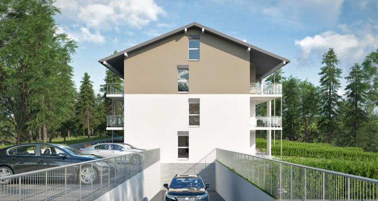 FOTI IMMO - Appartement neuf de 4,5 pièces avec jardin. image 5