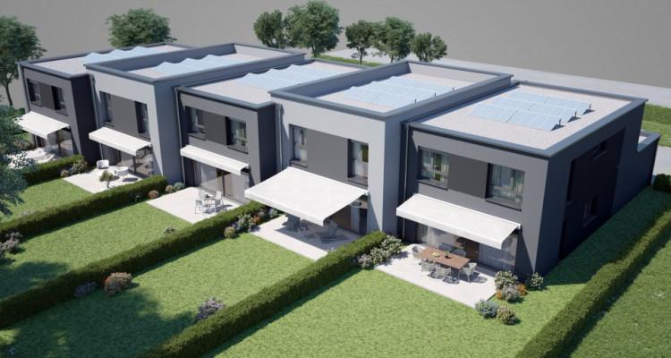 Promotion dune villa mitoyenne de 5,5 pièces idéalement située à Granges. image 2