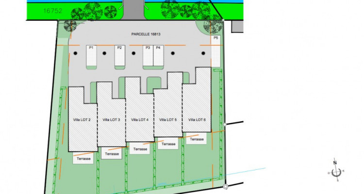Promotion dune villa mitoyenne de 5,5 pièces idéalement située à Granges. image 6