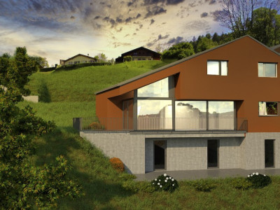 FOTI IMMO- Magnifique villa individuelle de 5,5 pièces. image 1
