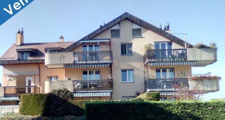 VENDU - Appartement 4,5 pièces proche du Lac image 1