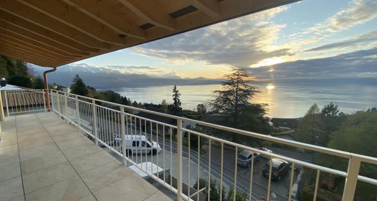Appartement NEUF de 3.5 pièces avec grande mezzanine + vue panoramique image 1