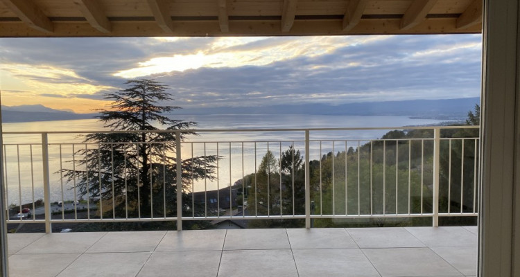 Appartement NEUF de 3.5 pièces avec grande mezzanine + vue panoramique image 3