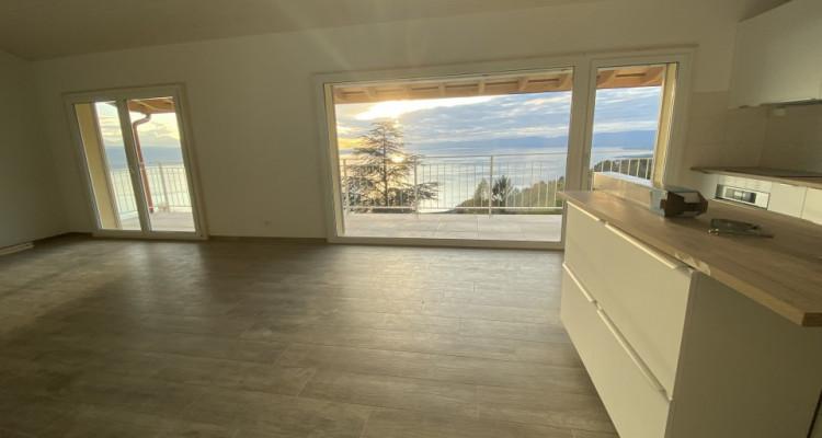 Appartement NEUF de 3.5 pièces avec grande mezzanine + vue panoramique image 7