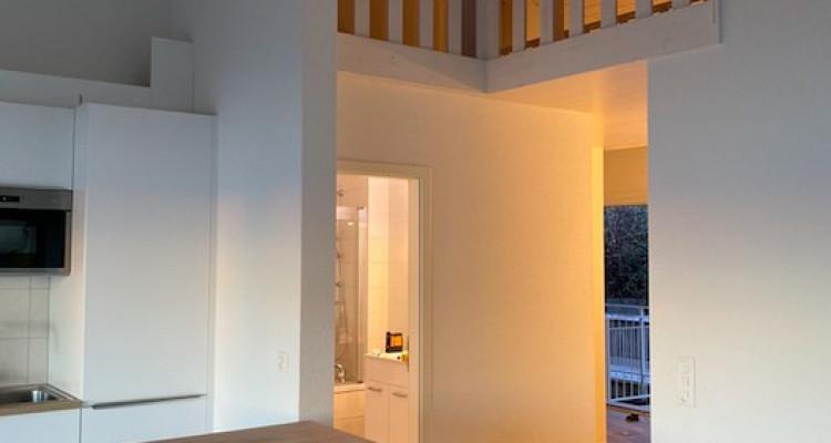 Appartement NEUF de 3.5 pièces avec grande mezzanine + vue panoramique image 13