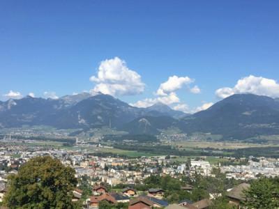 FOTI IMMO -Villa jumelle de 5,5 pièces avec belle vue ! image 1