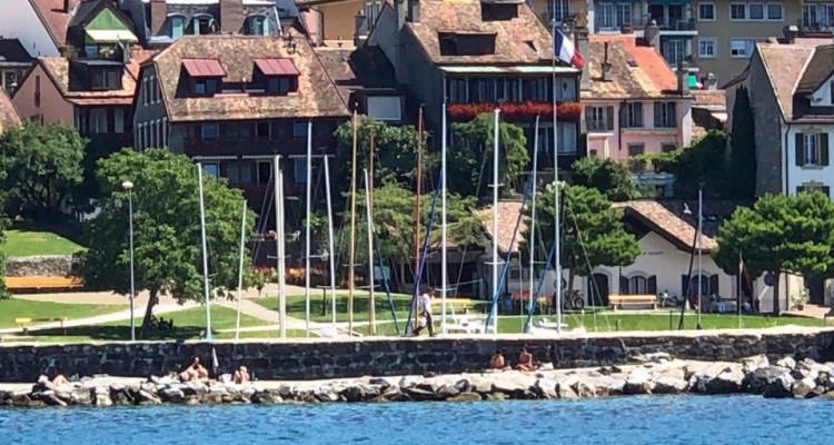 FOTI IMMO - Joli studio avec terrasse privée au bord du lac ! image 1