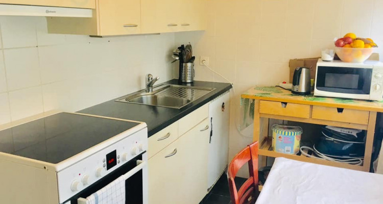 Appartement de 2 pièces aux Eaux-Vives. image 1