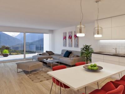 FOTI IMMO - Appartement MINERGIE de 4,5 pièces avec balcon. image 1