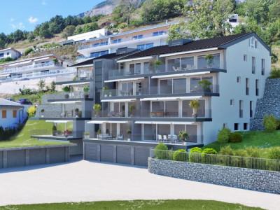 FOTI IMMO - Bel appartement MINERGIE de 3,5 pièces avec balcon. image 1