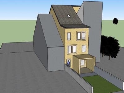 Plan-les-Ouates: duplex 87m2 dans petite PPE image 1