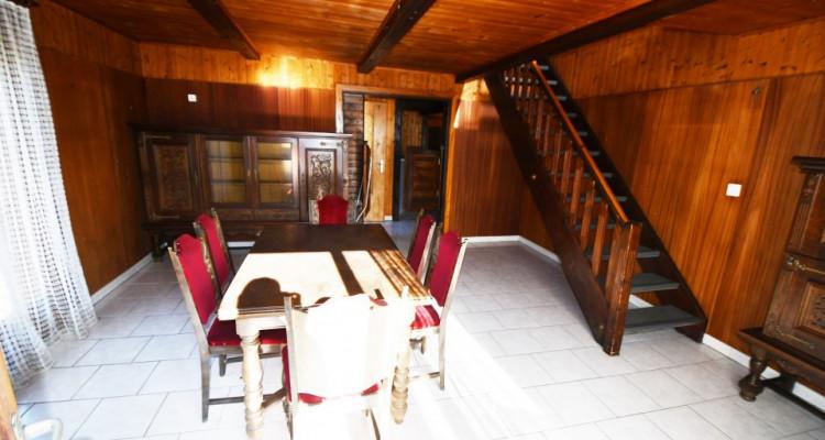 Chalet sympa avec magnifique vue, deux terrasses, un gran séjour avec cheminée image 5