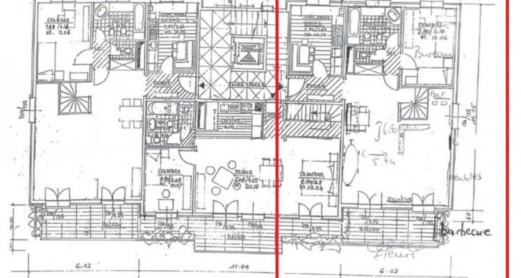 Splendide Duplex en Attique, de 5,5 pièces  entièrement refait à neuf image 12