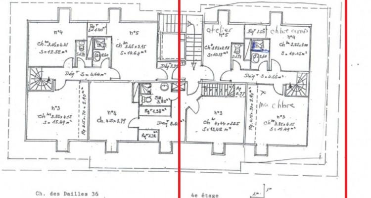 Splendide Duplex en Attique, de 5,5 pièces  entièrement refait à neuf image 13