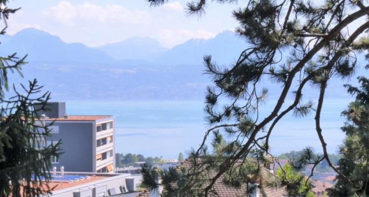 Unique à Lausanne !! villa dintérêt pour la région dans le quartier de Pierrefleur, 1004 Lausanne. image 4