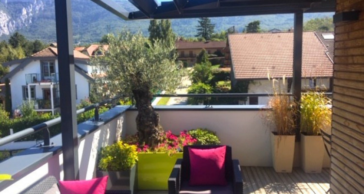 Top floor family apartment with 4 bedrooms, 5min from Geneva image 11
