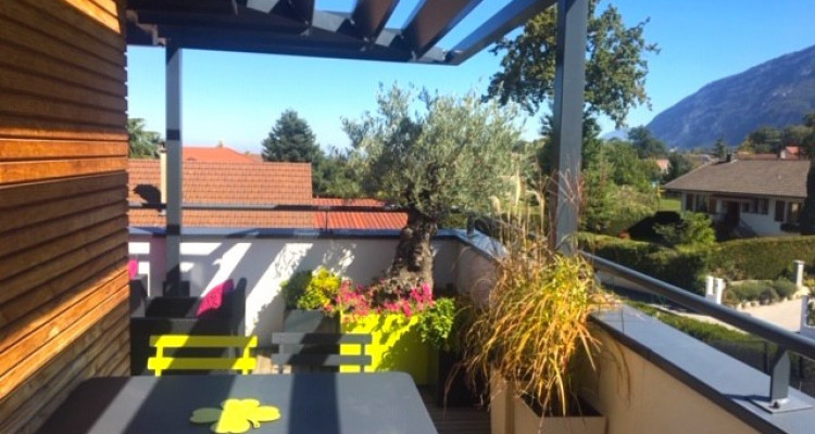 Top floor family apartment with 4 bedrooms, 5min from Geneva image 12