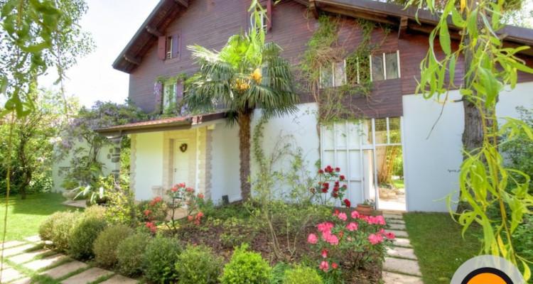 Villa individuelle avec piscine à Vésenaz image 2