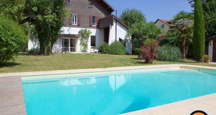 Villa individuelle avec piscine à Vésenaz image 3