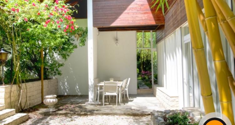 Villa individuelle avec piscine à Vésenaz image 4