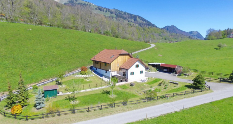 Gros coup de coeur pour cette ferme de 1778 rénovée aux Sciernes dAlbeuve image 10