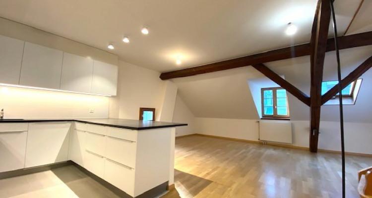 Duplex 3.5 pièces au cœur de la Vieille Ville de Genève image 4