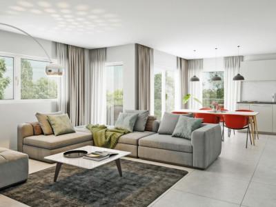 Appartement au 1er étage de 4,5 pièces avec balcon. image 1