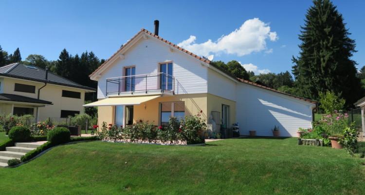 Villa individuelle avec vue exceptionnelle sur le Léman  image 3
