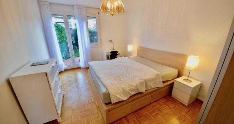Appartement Meublé 3 Pièces avec jardin privatif à Lancy image 1