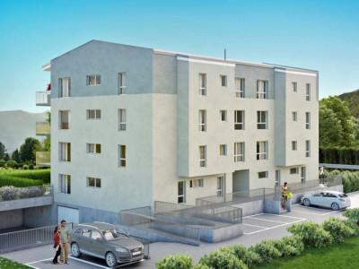 Appartement de 4,5 pièces avec balcon. image 1