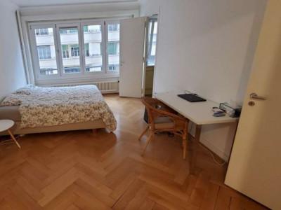 Bel appartement de 2 pièces situé à Champel. image 1