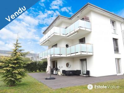 VENDU -  Appartement avec Jardin à 200 m du Lac image 1