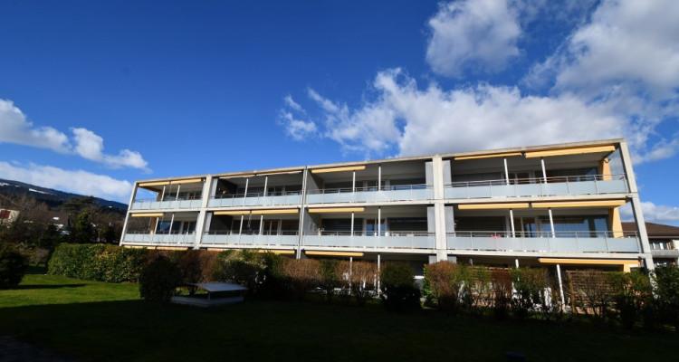 Très bel appartement de 4.5 pièces avec magnifique balcon de 22 m2 image 1
