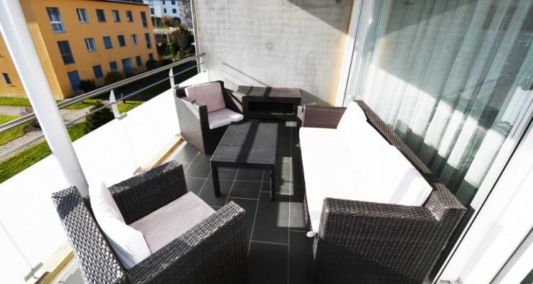 Très bel appartement de 4.5 pièces avec magnifique balcon de 22 m2 image 2