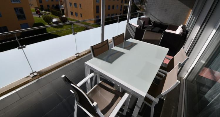 Très bel appartement de 4.5 pièces avec magnifique balcon de 22 m2 image 3
