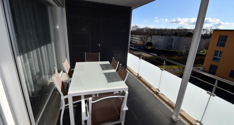 Très bel appartement de 4.5 pièces avec magnifique balcon de 22 m2 image 4