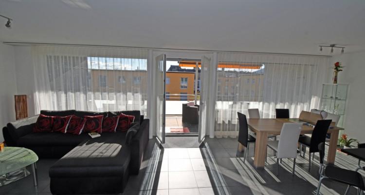 Très bel appartement de 4.5 pièces avec magnifique balcon de 22 m2 image 5