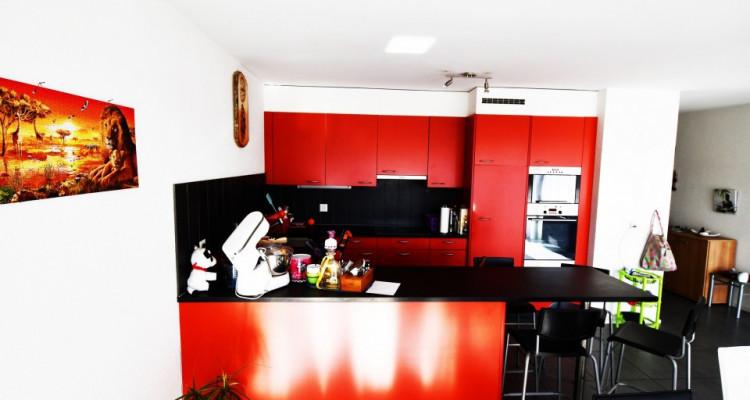 Très bel appartement de 4.5 pièces avec magnifique balcon de 22 m2 image 8