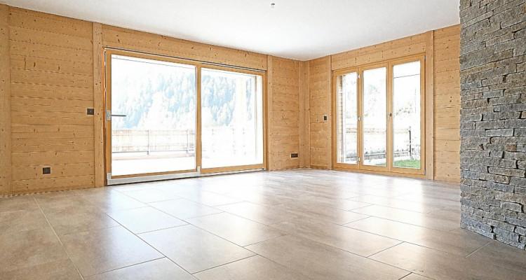 Magnifique 4.5 pièces / 2 chambres  / 1 SDB / Balcon / Vue image 2
