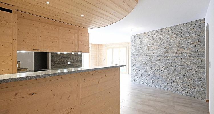 Magnifique 4.5 pièces / 2 chambres  / 1 SDB / Balcon / Vue image 4